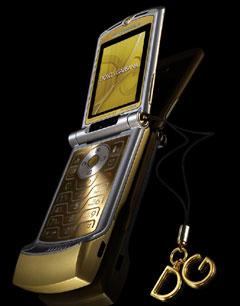 ドルガバ携帯