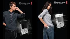 リーバイス携帯